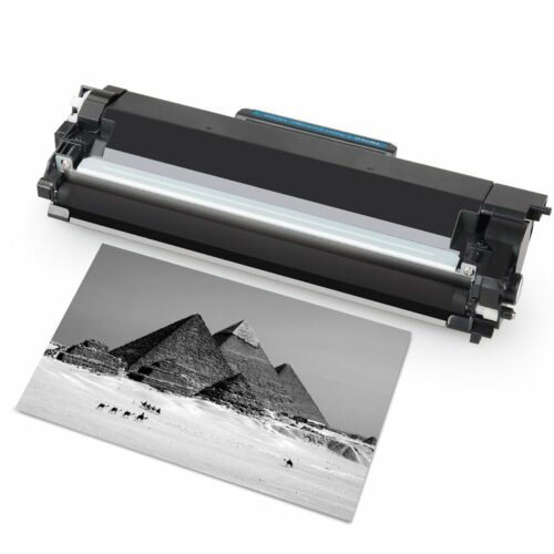 1 2 4 High Yield for Brother TN-760 TN760 Toner with Chip MFC-L2710DW HL-L2350DW