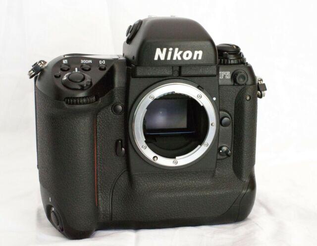 Nikon F5 Body 35mm Film Camera