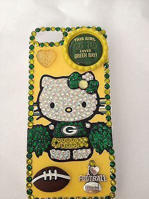 Green Bay Packers Phone Case Samsung Galaxy S 3 4 5 6 7 Edge