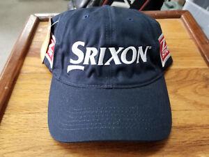 d940b65b78c New Srixon Z-Star Navy Blue Adjustable Golf Hat Cap Fast Shipping