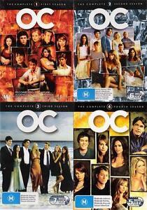 THE-O-C-Season-1-2-3-4-NEW-OC-DVD