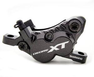 Shimano-Deore-XT-BR-M8020-4-Piston-Disc-Brake-Caliper-w-Brake-Pads-Set-H01A