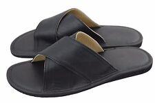 e45635799505 item 1 Mens Natural Leather Flip-Flop Slippers Sandals Size UK 6 - 14   EU  40 - 48 -Mens Natural Leather Flip-Flop Slippers Sandals Size UK 6 - 14    EU 40 - ...