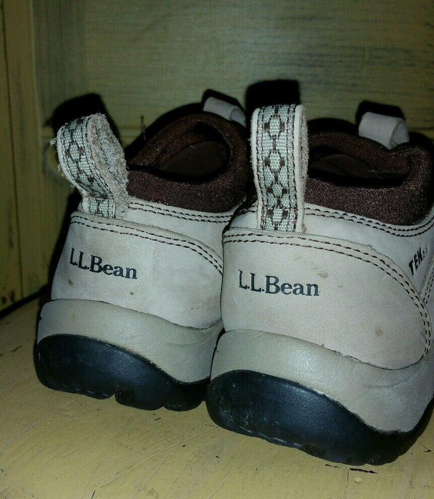 LL BEAN TEK 2.5 STORM CHASERS TAUPE TAUPE TAUPE & BROWN DUCK ANKLE Stiefel 6 M Stiefel HIKING ad5194
