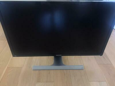 "Samsung U28D590 28/"" 4K LED Monitor Black 38402160 60Hz Display Port HDMI"
