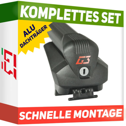 SW IR-INF Alu Dachträger für Kia Cee/'d III 3 CD Kombi ab 18 kompl