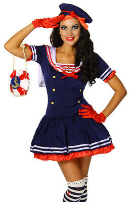 Fashing/costume Carnevale Marina Uniform/marinaio/matrosin-sin It-it Mostra Il Titolo Originale Altamente Lucido