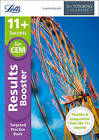 Letts 11+ Success - 11+ Results Booster: For the CEM Tests by The 11 Plus Tutoring Academy, Philip McMahon (Paperback, 2015)