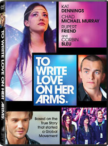 DVD-TO-WRITE-LOVE-ON-HER-ARMS-NEW-Region-2-UK