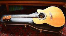 Ovation Model 1862 Custom Balladeer Acoustic Guitar TLC Required