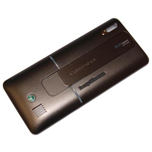 Echte Original-Akku Rückschale für Sony Ericsson K770 K770i - Braune