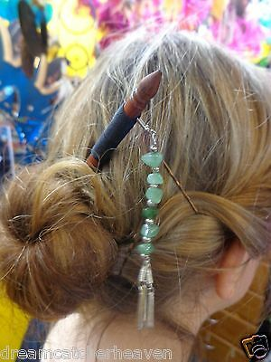 BEAUTIFUL HAND MADE HAIR STICK HAIR JEWELLERY WITH DECORATION HAIR PIN CHOPSTICK