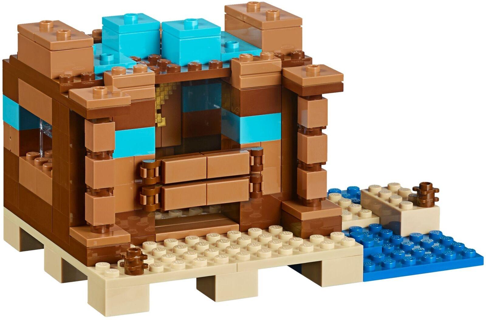 LEGO ® ® ® Minecraft ™ 21135 les Crafting-Box 2.0 Nouveau neuf dans sa boîte _ THE Crafting-Box 2.0 NEW e6b419