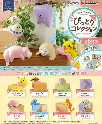 Re-Ment Miniature PokeMon Quest Cord Keeper Pikachu Full Set of 8 pieces