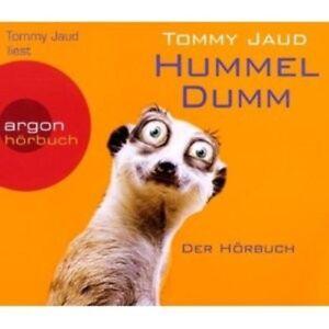 TOMMY-JAUD-HUMMELDUMM-HORBESTSELLER-5-CD-NEU
