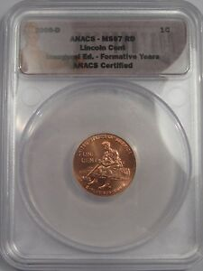 BU-GEM-RED-2009-d-US-Lincoln-Penny-ANAC-MS67-RD-40