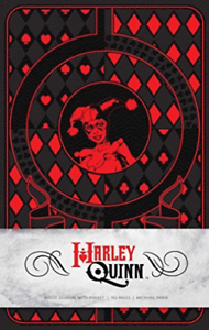 MANNING, M-HARLEY QUINN HARDCOVER RULE JOURN NUOVO