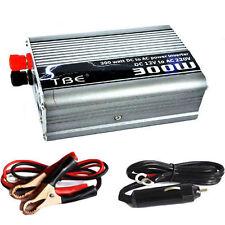 INVERTER 300W TRASFORMATORE AUTO CAMPER BARCA Dc 12V AC 220V CONVERTITORE