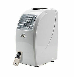 4-in-1 Portable Air Conditioner Reverse Cycle Heater DEHUMIDIFIER 21,000 BTU