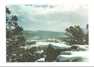 GLORIETA-NM-Baptist-Conference-Auditorium-Winter-Snow
