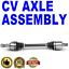 Rear CV Axle Drive Shaft For Arctic Cat Wildcat Trail 700 2014-2015