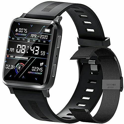 """Smart Watch, Fitness Tracker with Heart Rate Monitor, Activity Tracker with1.54"""""""