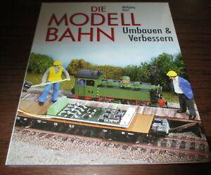 Wolfgang-Corne-La-Modellbahn-Reconstruire-Et-Ameliorer-gt-Top-Top