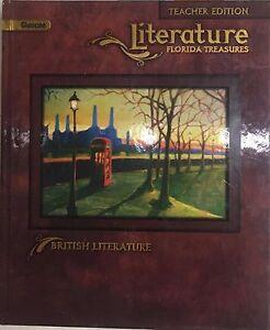 Glencoe-Florida-Treasures-British-Literature-Teacher-Edition