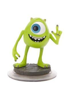 Mike Wazowski Disney Infinity 1 0 Monsters Inc University Character Game Figure Ebay