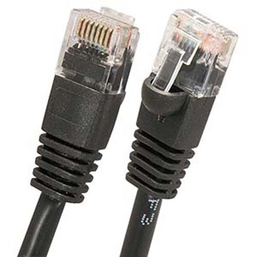 100 Pack Lot Qty Giga LAN 2-FEET FT CAT5/'e Ethernet Patch Cable Cord 350MHz RJ45