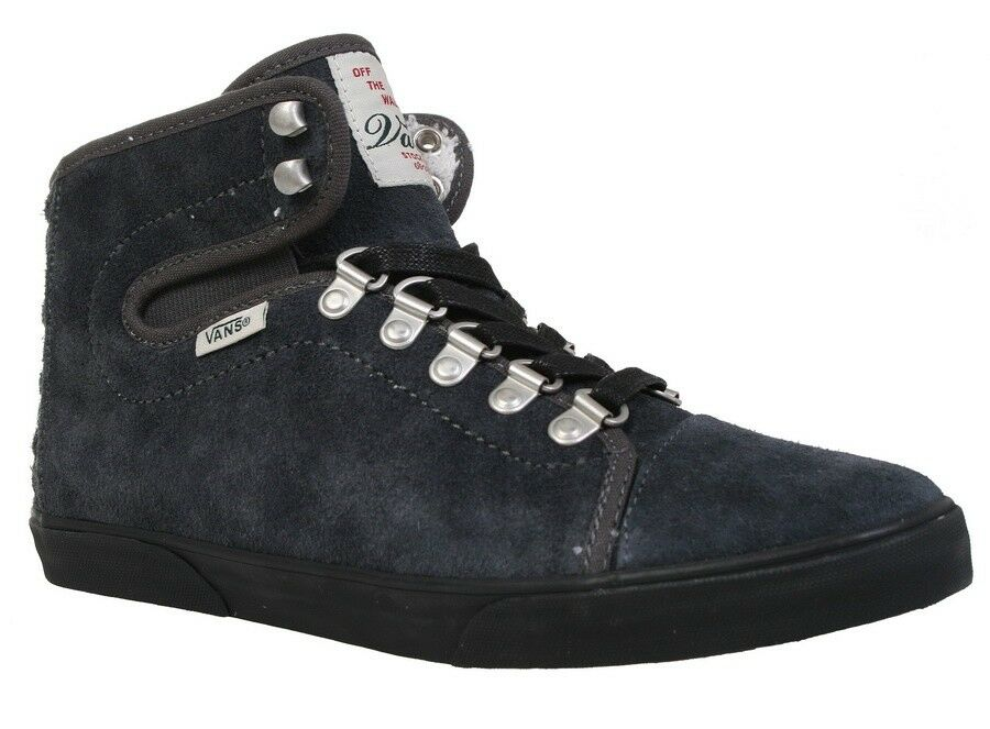 VANS Hiking Hadley Hiker Grey Outdoor Hiking VANS Sk8 MTE Suede Shoes WOMEN'S 11 e6761f