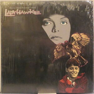 LADYHAWKE-Lp-OST-by-Andrew-Powell-Produced-by-Alan-Parsons-in-Shrink-Wrap