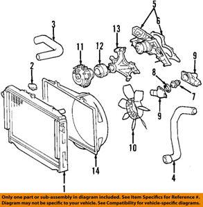 image is loading toyota-oem-engine-cooling-radiator-fan-clutch-1621050051