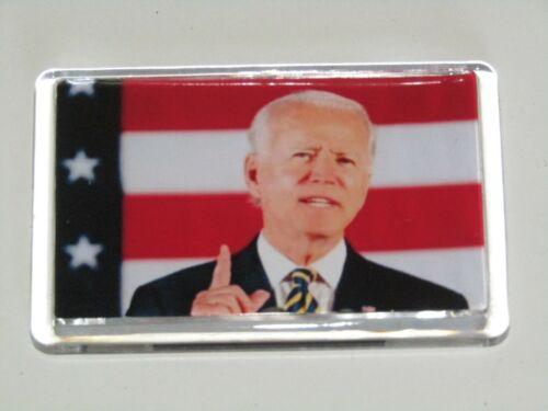 President Joe Biden United States of America Stars and Stripes Fridge Magnet