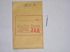 Longines winding stem 22A 22AN 22AS tige de remontoir Aufzugswelle bestfit 580F