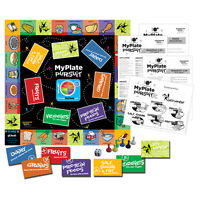Myplate Pursuit Jr. Game on sale