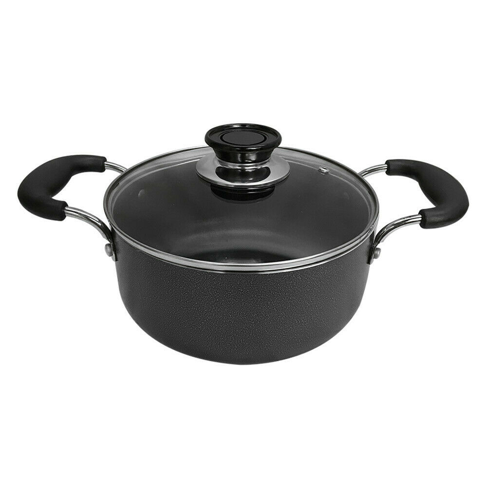 Aluminum 9-1 2'' Dutch  Oven Pot Cookware 5 Quarts Cooking  Stewing Braising  authentic online