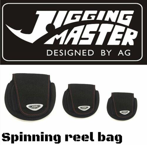 Jigging Master Spinning Reel Bag