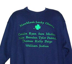 Custom Personalize With Kids/' Names AGIFT 364 Grandma Sweatshirt Sizes S-3XL