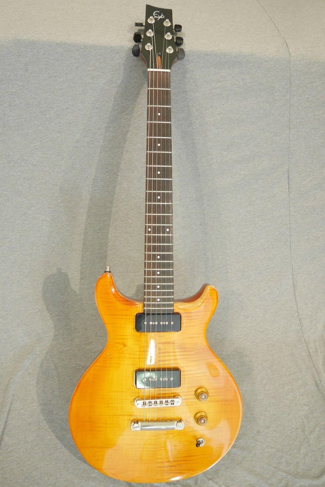 Eyb Classic Archtop E-Gitarre Handmade