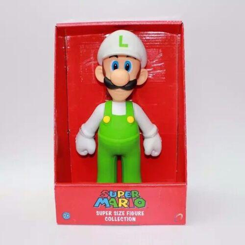 "9/"" High quality  Super Mario Bros Action Figures Toys BIG SIZE with Original box"