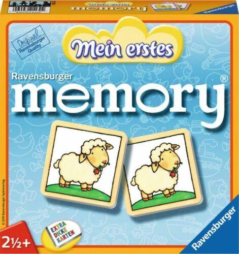 Ravensburger 211302  Mein erstes memory®
