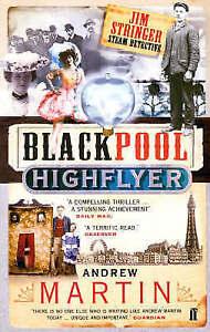 The-Blackpool-Highflyer-Jim-Stringer-Martin-Andrew-Very-Good-Book
