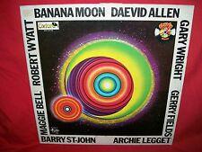 DAEVID ALLEN (GONG) Banana Moon LP 1980 ITALY MINT- Robert Wyatt