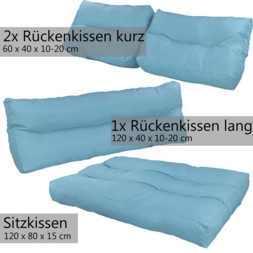 Palettes Coussin Euro palettes Sofa TIRAGE Rembourrage de siège palettes rembourrage coussins