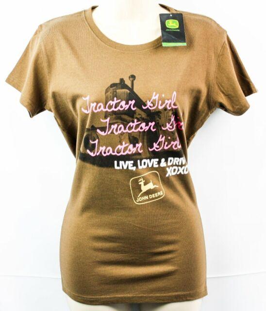 John Deere Girls T-Shirt T-Shirt