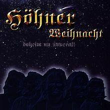 Weihnacht-039-Doheim-Un-039-Uevveral-von-Hoehner-CD-Zustand-gut
