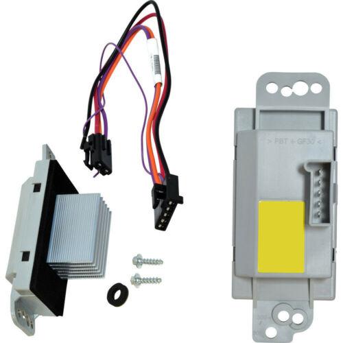 Front Blower Motor Resistor Control Module For Sierra Escalade Silverado Pickup