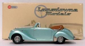 Lansdowne-Models-1-43-Scale-LDM58-1949-Lagonda-2-6-Litre-DHC-Metallic-Green