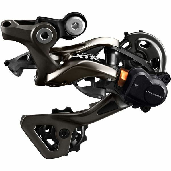 Shimano RD-M9000 XTR, SGS long cage, Shadow+ direct mount compatible